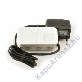 Hörmann 2-csatornás vevőegység világító berendezés vagy más fogyasztókhoz 230V (HETS2BS - BiSecur 868,3MHz)