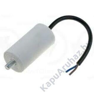 Motorindító kondenzátor tolókapukhoz