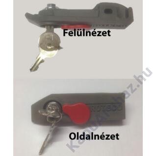 Proteco MEKO kioldózár betét és kulcs