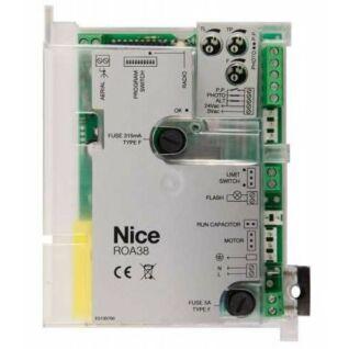 NICE ROA38 230V tolómotor vezérlés