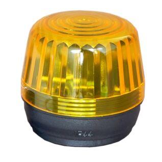 CIA 230V sárga villogólámpa
